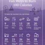 Meet Your Goals with Fun Ways to Burn 100 Calories