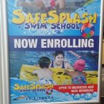 Teach your baby pool safety with SafeSplash Swim School