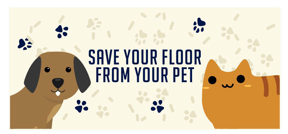 Save Your Floor From Pets [Infographic]