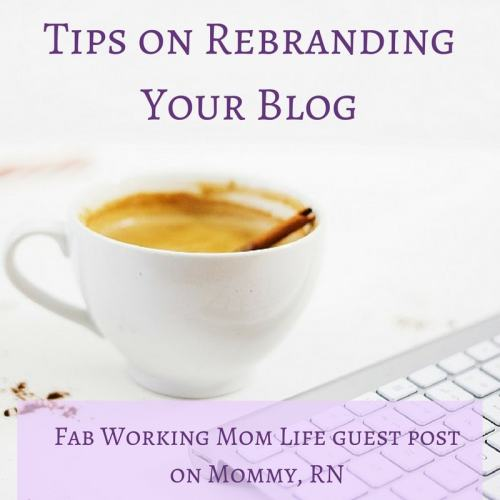 ReBranding Your Blog