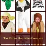 The cutest Infant & Toddler Halloween costumes for under $15!