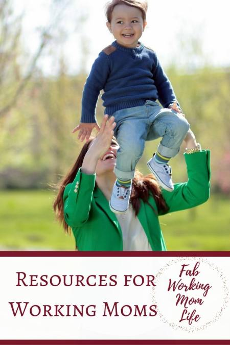 Resources for working moms