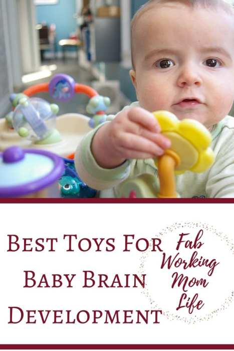 The best toys for brain development for your child will vary depending on their age. Brain toys for babies help them find new ways to develop their senses.