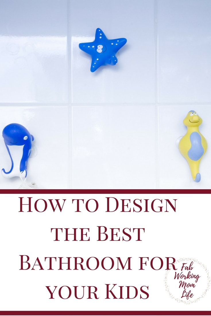How to design the best bathroom for your kids fab for Best bathrooms for kids