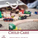 How to Handle Child Care When You Work from Home