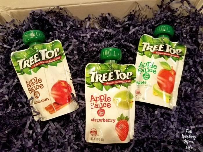 Tree Top Applesauce Pouches