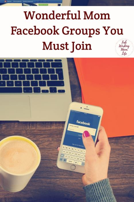 Wonderful Mom Facebook Groups You Must Join