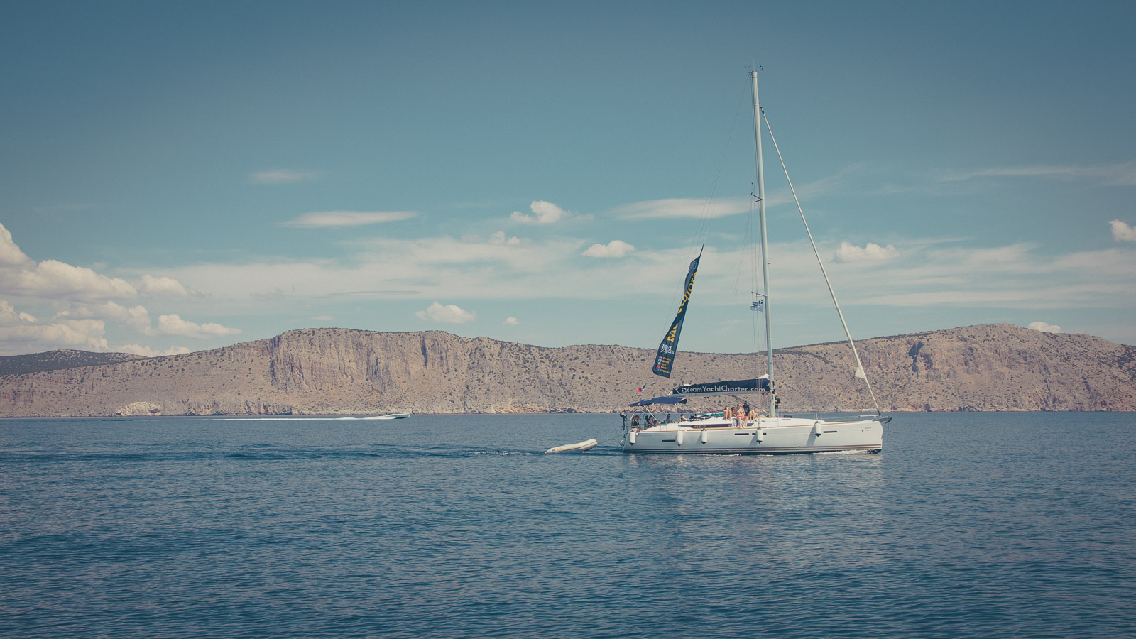 MedSailors's sailing boat