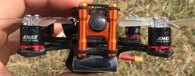 Nano drone 2″