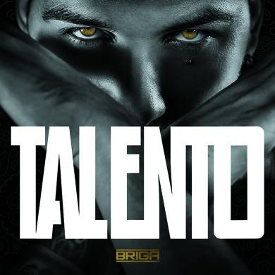 """La copertina dell'album """"Talento"""" in uscita il 7/10/2016"""