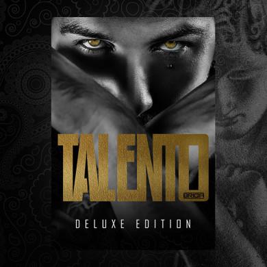 """""""Talento"""" uscirà in due versioni: """"Standard"""" (13 brani); """"Deluxe"""" (17 brani + libro di 48 pagine con tutti i testi + foto inedite + concorso """"Talento Challenge"""" per i fortunati che troveranno o una """"Silver Card"""" o una """"Golden Card"""")"""