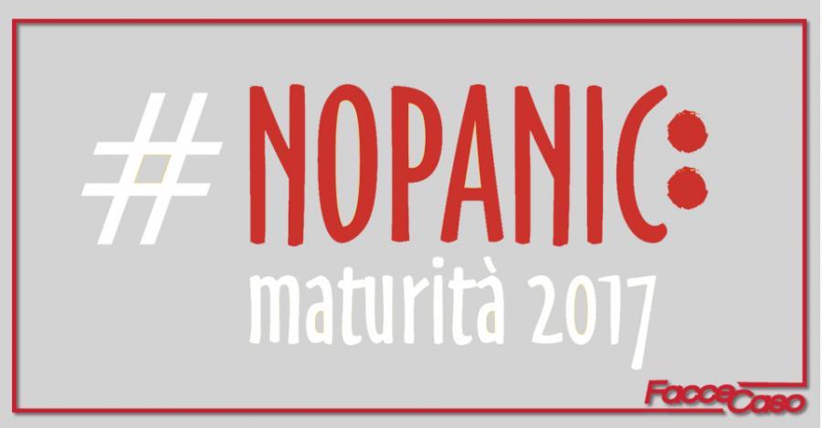 #NoPanic: online le commissioni della Maturità 2017