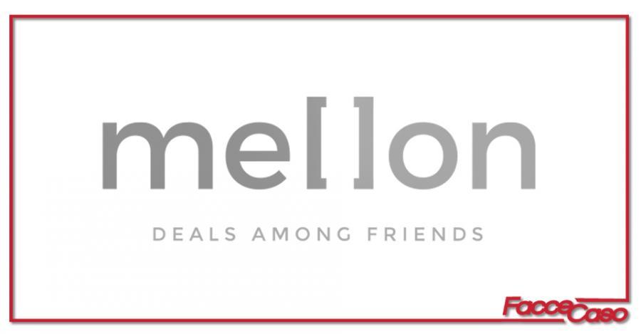 Mellon, l'app per fare affari con gli amici