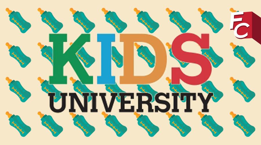 L'università di Cagliari ha attivato uno spazio bambino/ludoteca