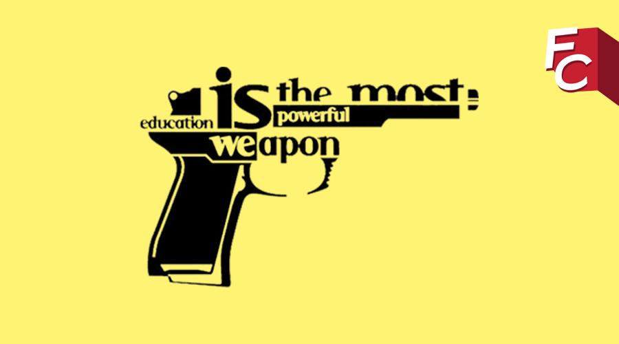 Contro l'armamento degli insegnanti serve l'armamento culturale