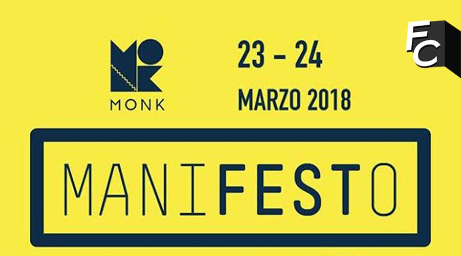 Manifesto: torna il festival dell'elettronica