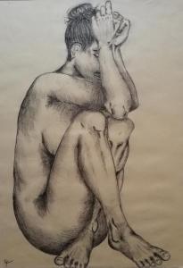 Disegno realizzato da Filippo Leoncini