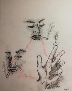 Disegno di Filippo Leoncini
