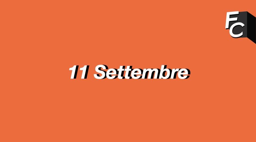 11 settembre: cosa significa per chi non c'era?