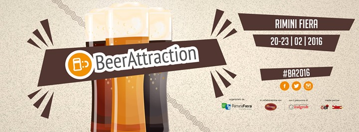 Beer Attraction 2016 Rimini