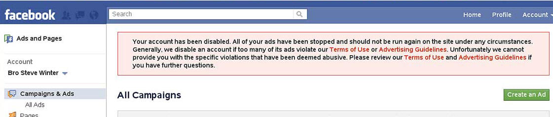 http://www.facebookcensorship.com  is Facebook run by scum or is Facebook run by scum?
