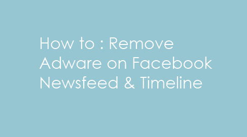 remove-adware-from-facebook