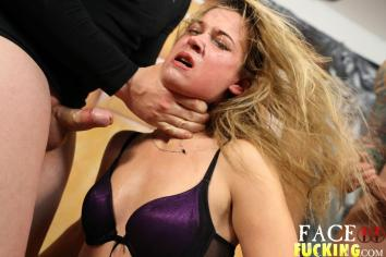 Face Fucking Brooklyn Moore