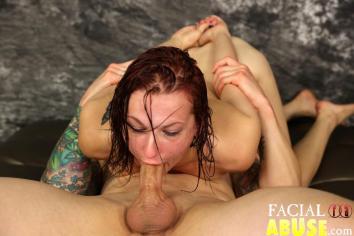 Face Fucking Chastity Mae