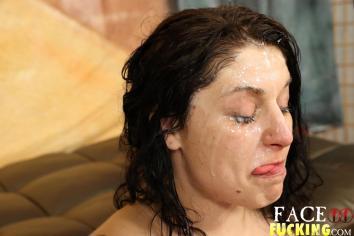 Face Fucking Fallon West 2