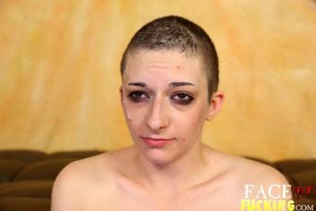 Face Fucking Roni Marie