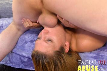 Facial Abuse Big Fat Mom Titties