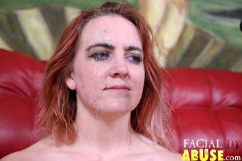 Facial Abuse Face Fucking and Ass to Mouth