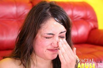 Facial Abuse First Facial Ever