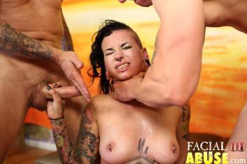 Facial Abuse Tank