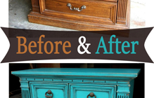 Chests – Before & After