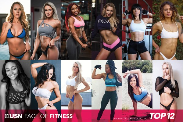 USN Face of Fitness