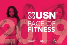 USN face of Fitness 2019