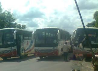 zi ma bus zimene agula a Katsonga. Zilipo zokwana 15 zimenezi