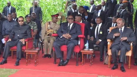 mutharika cousins funeral3
