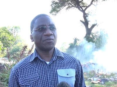 Godfrey Kadewere