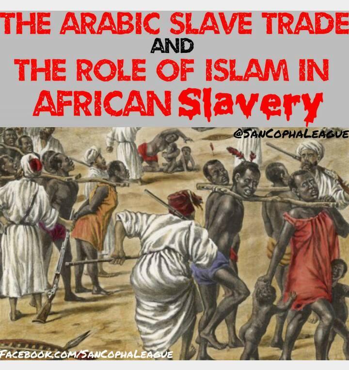africa trade in Muslim slave