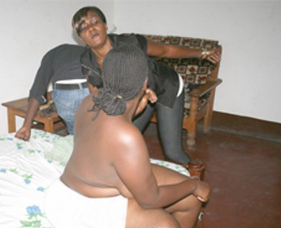 Woman Exchanges Intermacy For Two Loaves Of Bread With Her Husband`s Bestfriend, Caught Naked (pictures)