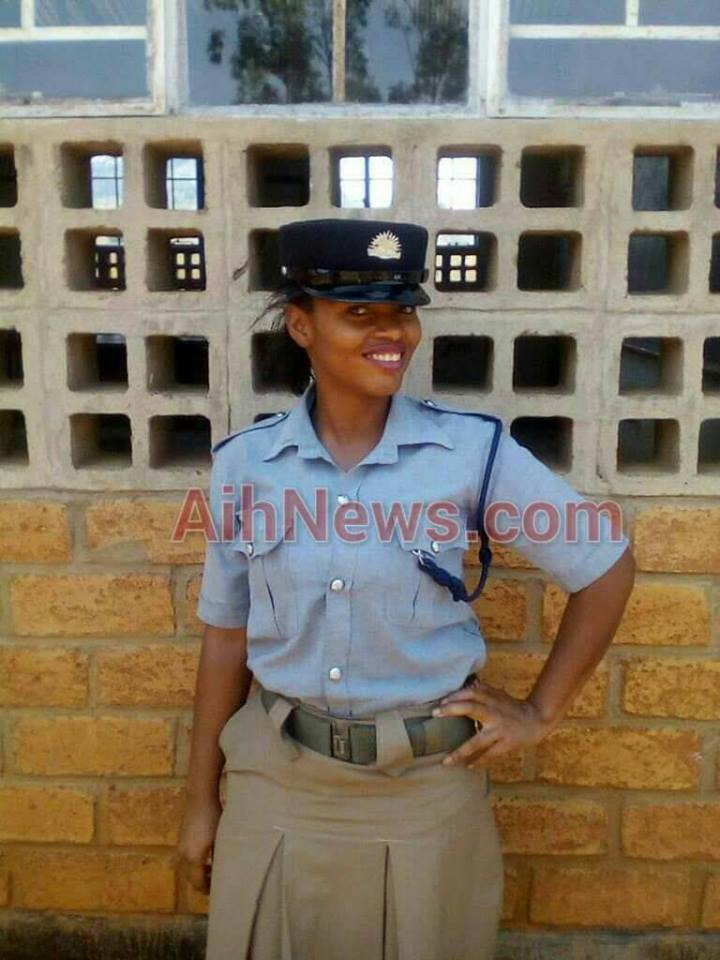 Female Police officer caught red-handed having sex with another woman's husband