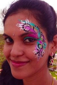 Face Painting Clifton Cincinnati Parks Princess