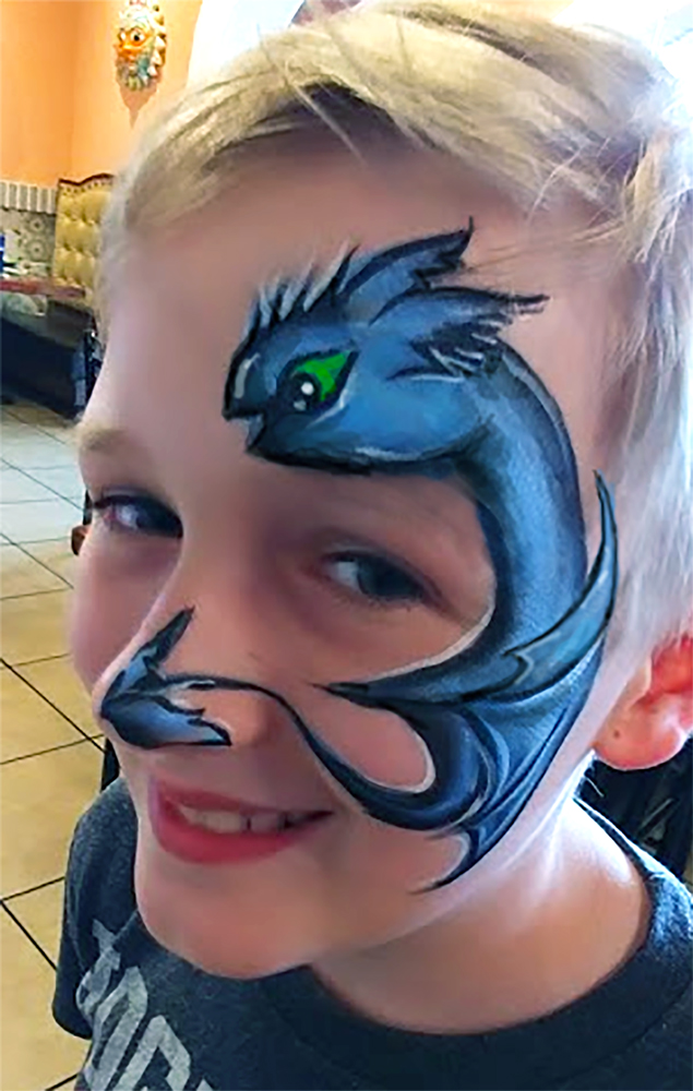 Toothless-Dragon