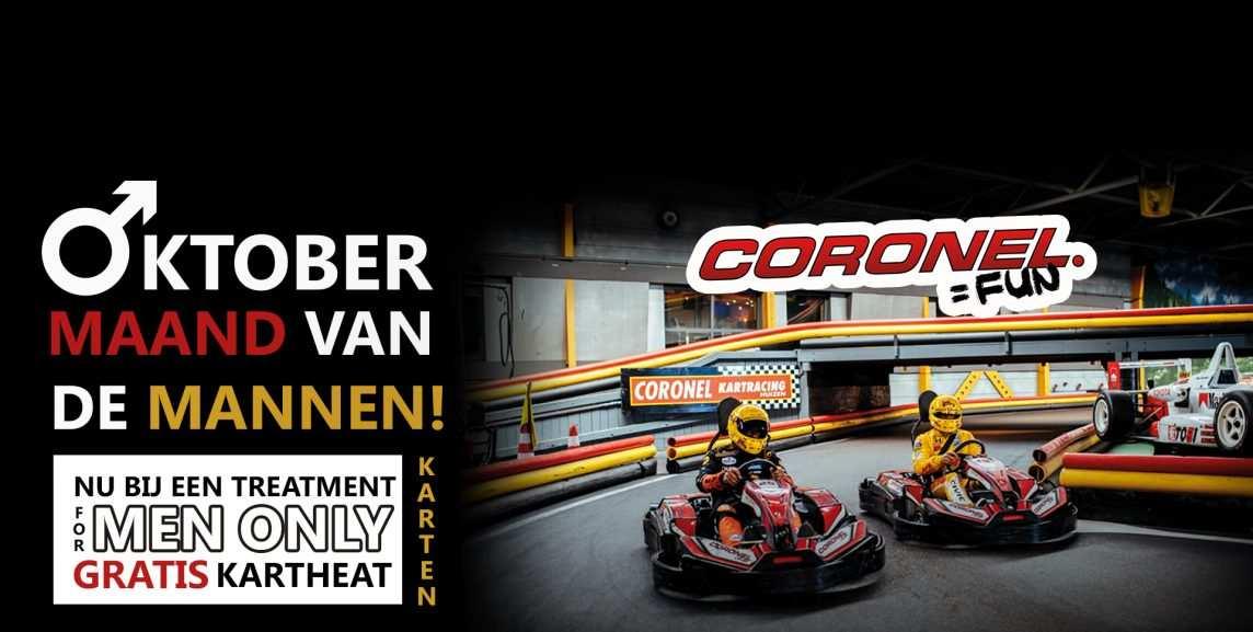 Coronel Kart racing