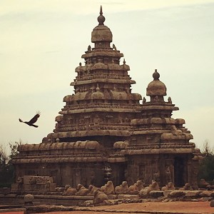 Shore Temple, UNESCO World Heritage Site, Bay of Bengal, Mamallapuram, Mahabalipuram, Tamil Nadu, South India, India, Faces Places and Plates Blog, Heritage, Tamil Nadu, Food Travel, Food Tourism, Indian Food, Culinary Tours, Karen Anderson, Pauli-Ann Carriere