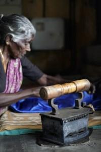 wood fired iron, laundry, Dhobi Khana, Kochi, Kerala, South India, India, Faces Places and Plates blog