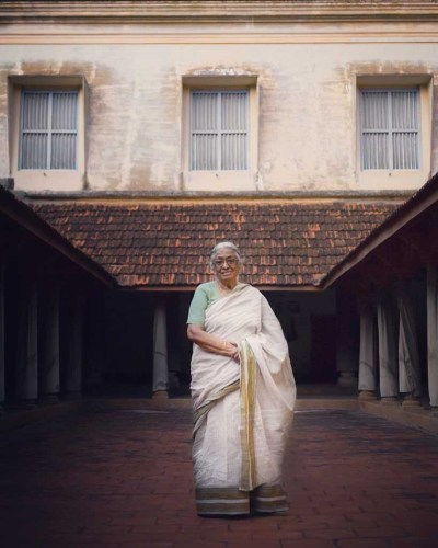 Aachi, Meenakshi Meyyappan, The Bangala, Karaikkudi, Chettinad, Tamil Nadu, South India, India, Faces Places and Plates blog