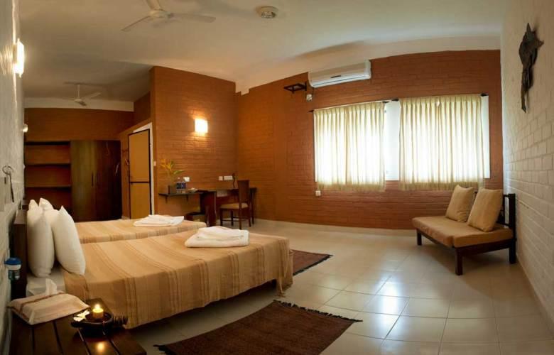 Isha Yoga Centre in Coimbatore - cottage residences